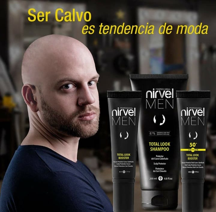 Nivel Men - Ser Calvo es tendencia de moda